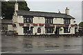 SE2230 : The Greyhound Public House, Tong by Mark Anderson