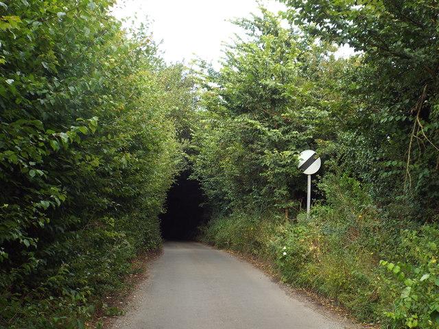 Rag Hill Road, Tatsfield