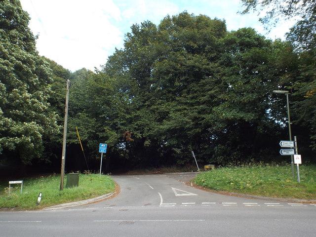 School Corner, Tatsfield