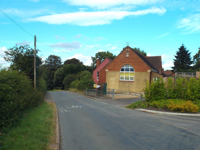 School building, Tatsfield