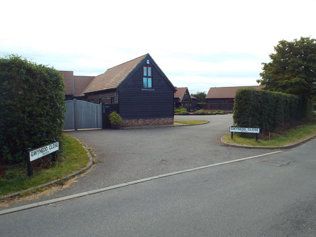 Gwynedd Close, Tatsfield