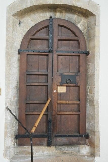 St Andrew's Church: South Door
