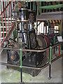 SX3285 : Launceston Steam Railway - steam engine by Chris Allen
