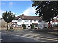 TQ1076 : Cranford - Byron Close by James Emmans