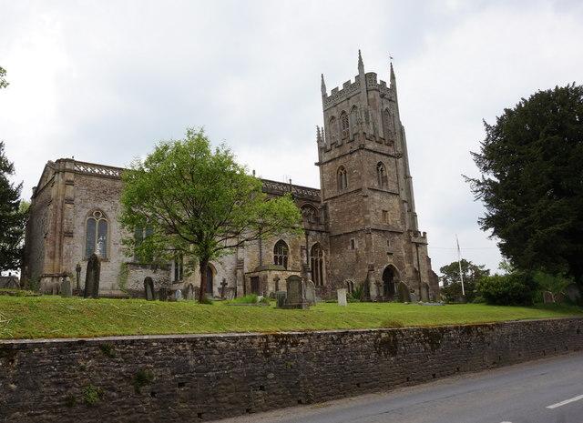 St Mary's Church, Bruton