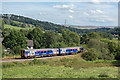 NY6665 : Trains at Greenhead - August 2016 (4) by The Carlisle Kid