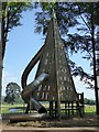 NX8599 : Children's play area by Philip Halling