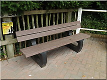 TL9875 : Seat off The Street by Adrian Cable