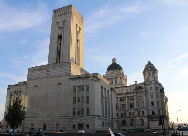 Queensway Tunnel Ventilation Shaft and Control Station, Liverpool