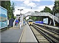 TQ4672 : Sidcup, platform by Mike Faherty