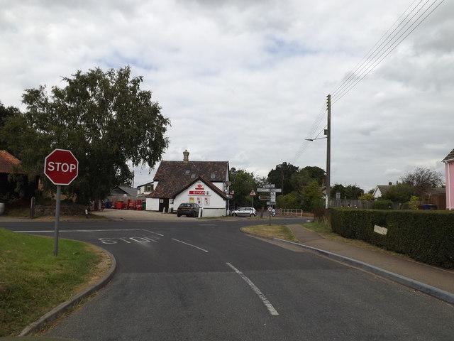 Hepworth Road, Barningham