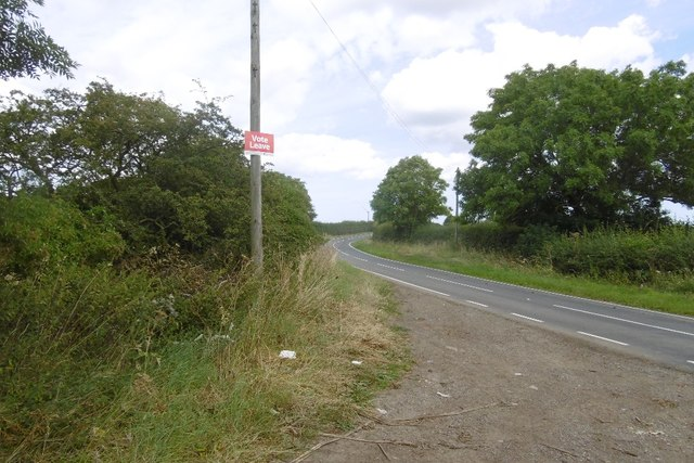 Road south of Maltby
