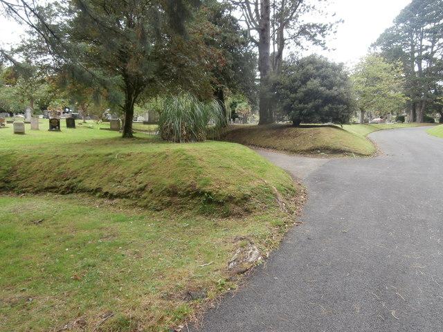 Cwmgelli Cemetery