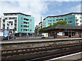 SY6990 : Dorchester South Station by Chris Allen
