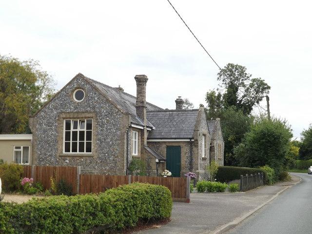 The Old School, Hepworth