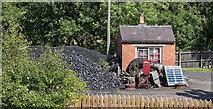NY6565 : Greenhead coal yard - August 2016 (1) by The Carlisle Kid