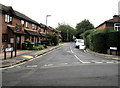 SU4314 : Dundee Road, St Denys, Southampton by Jaggery