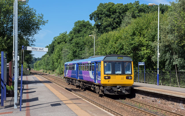 Riding Mill station - August 2016 (7)