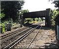 SU4416 : Wide Lane Bridge, Southampton by Jaggery