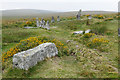 SX6587 : Scorhill Circle, Dartmoor by Alan Hunt