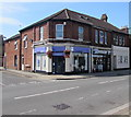 SZ1593 : The Co-operative Funeralcare, Christchurch by Jaggery