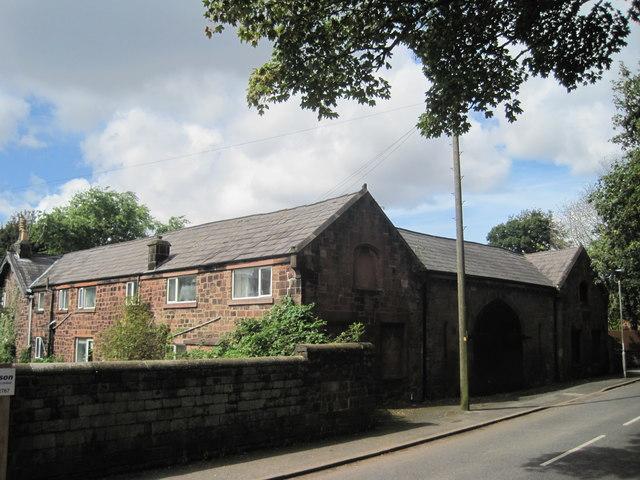 Newstead Farmhouse