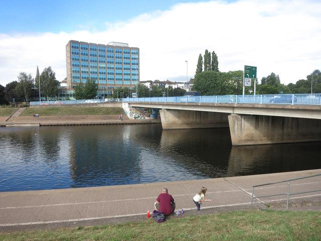Bridge over River Exe