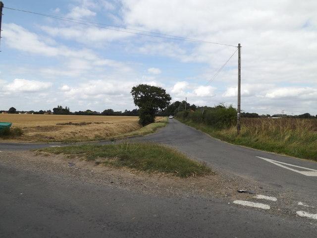 Cross Road, Banham
