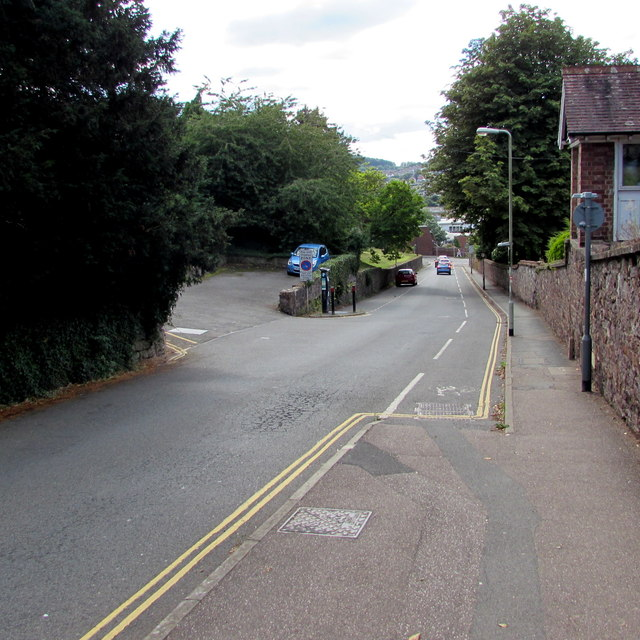 Down Howell Road, Exeter