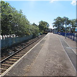 SY0081 : Exmouth railway station by Jaggery
