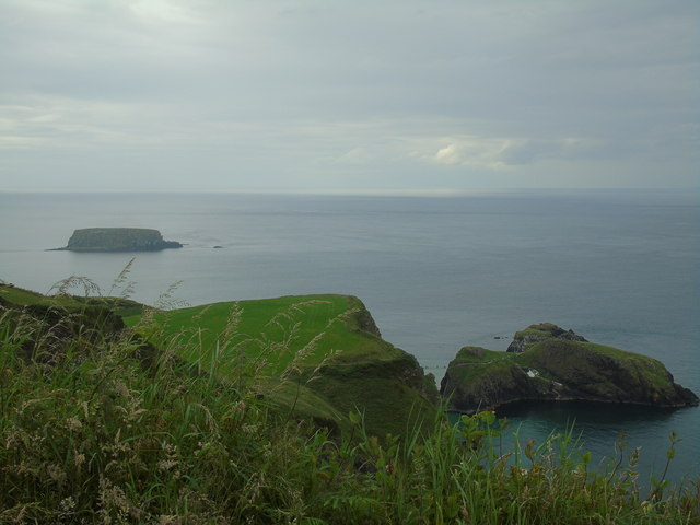 Carrick-a-Rede and Sheep Island