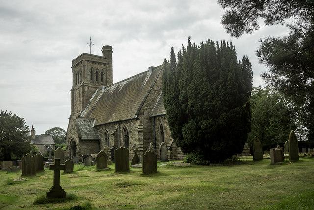 St Michael's Church, North Rode