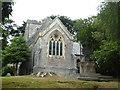 SZ0287 : St Mary's Church, Brownsea Island by Chris Allen