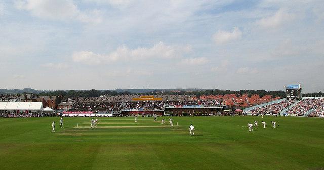 Scarborough: County cricket at North Marine Road