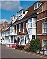 TQ9595 : Ye Olde White Harte Hotel & Restaurant, Burnham-on-Crouch by Julian Osley