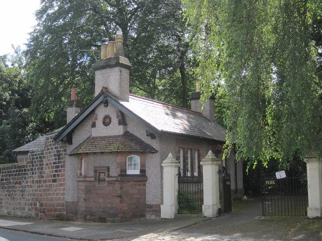 Reynolds Park Lodge