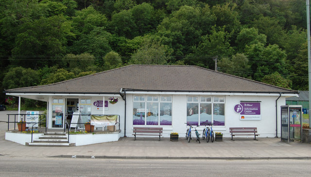 Information Centre at Craignure