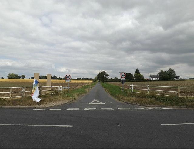 Long Lane, Banham