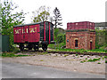 NY6820 : Railway scene at Appleby by Rose and Trev Clough