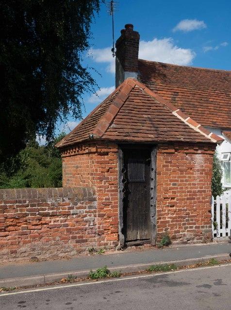 Village lock-up, Bradwell-on-Sea