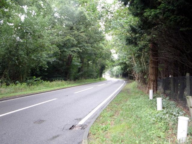 A515 towards Ashbourne
