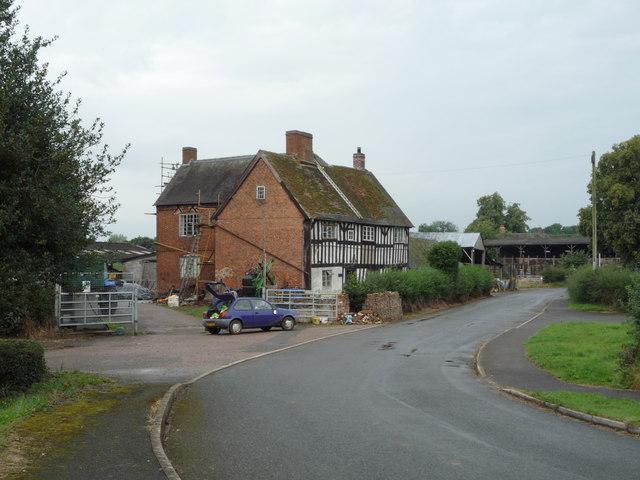 Old house, Doveridge