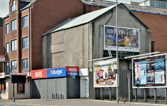 Nos 69-71 Gt Victoria Street, Belfast (August 2016)
