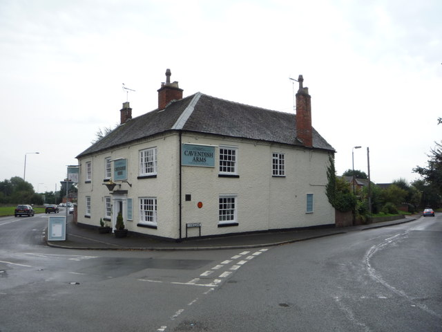 The Cavendish Arms, Doveridge