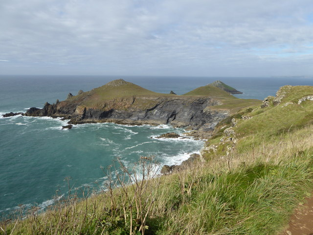 Rumps Point from the coastal footpath
