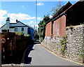 SX9984 : No parking in Church Road, Lympstone by Jaggery