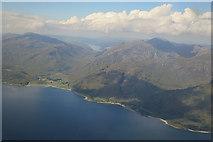 NM9459 : Inversanda Bay by Anne Burgess