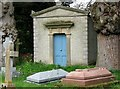 TG1602 : The  Boileau mausoleum by Evelyn Simak