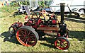 SU3188 : Scaled-down steam traction engine, White Horse Country Show, Uffington 2016 by Brian Robert Marshall