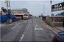 SY6878 : Custom House Quay, Weymouth by Ian S